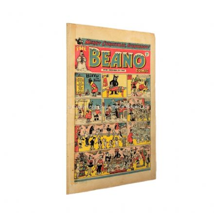 The Beano Comic No. 351 December 25th 1948 Christmas Edition D.C. Thnomson